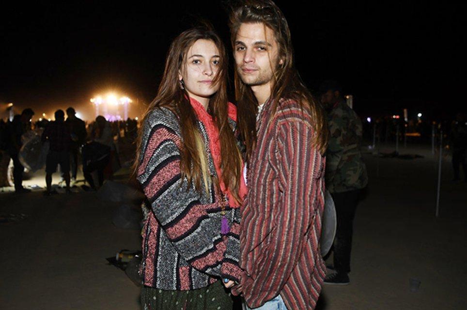 Дочь Майкла Джексона после расставания с девушкой закрутила роман с мужчиной - фото 152270