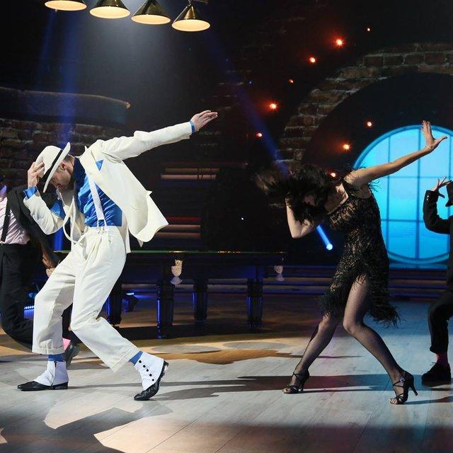 Танці з зірками 2018 7 выпуск: вечер легенд Иракли Макацария и Яна Заец - фото 152273