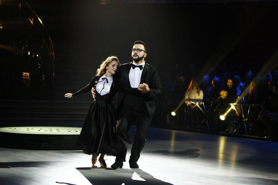 Танці з зірками 2018 7 выпуск: вечер легенд Руслан Сеничкин и Яна Цыбульская - фото 152292