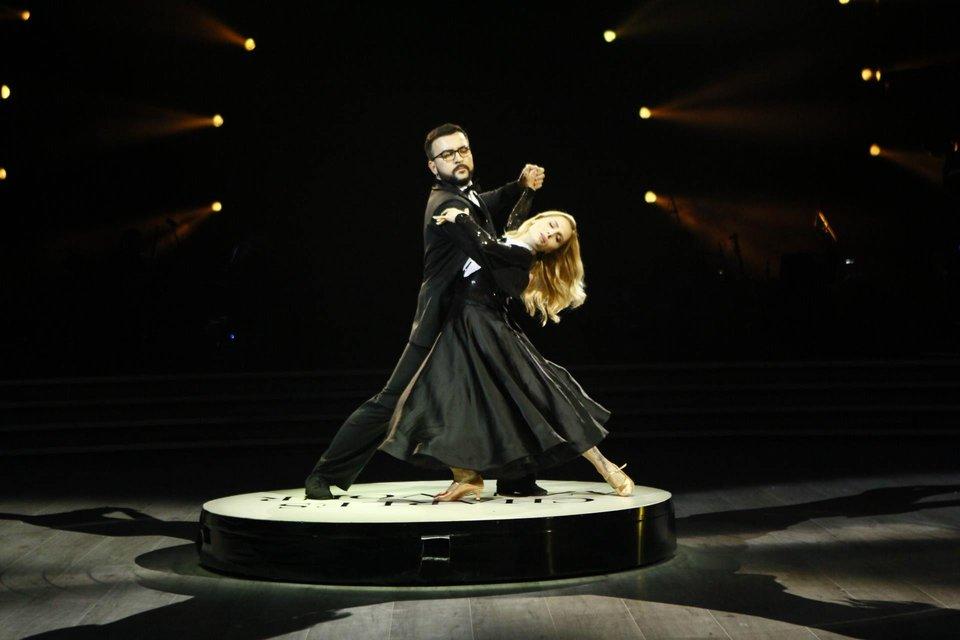 Танці з зірками 2018 7 выпуск: вечер легенд Руслан Сеничкин и Яна Цыбульская - фото 152298
