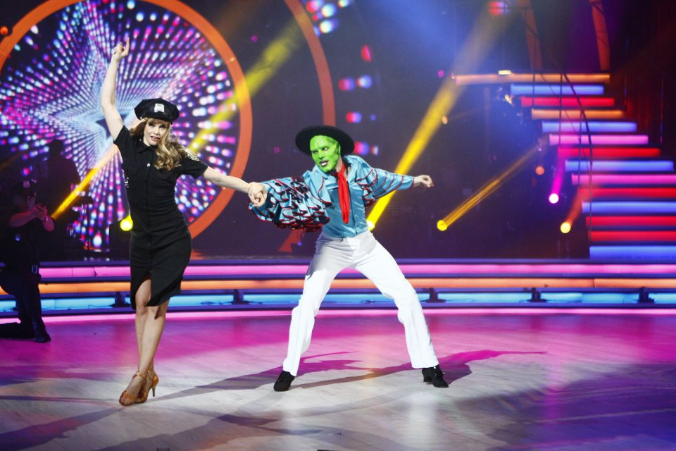 Танці з зірками 2018 7 выпуск: вечер легенд Павел Вишняков и  Юля Сахневич - фото 152319