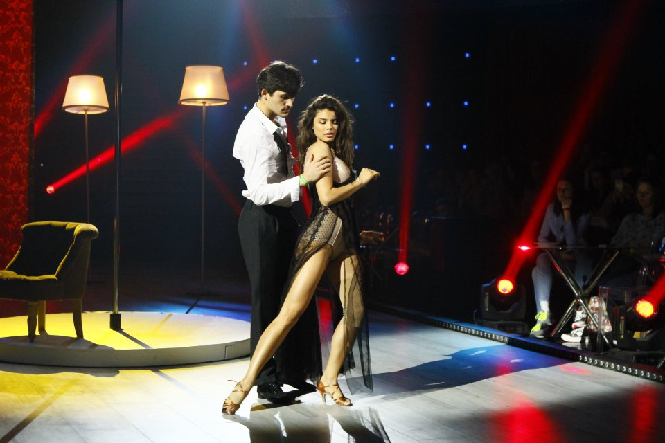 Танці з зірками 2018 7 выпуск: вечер легенд Мишель Андраде и Женя Кот - фото 152329