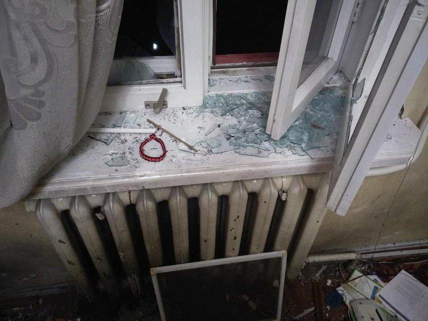 В квартиру координатора С14 Сергея Мазура бросили гранату, есть раненые (ФОТО) - фото 152588