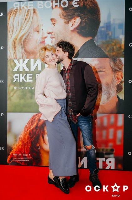 Жизнь, как она есть: в Украине состоялась премьера романтической драмы - фото 152878