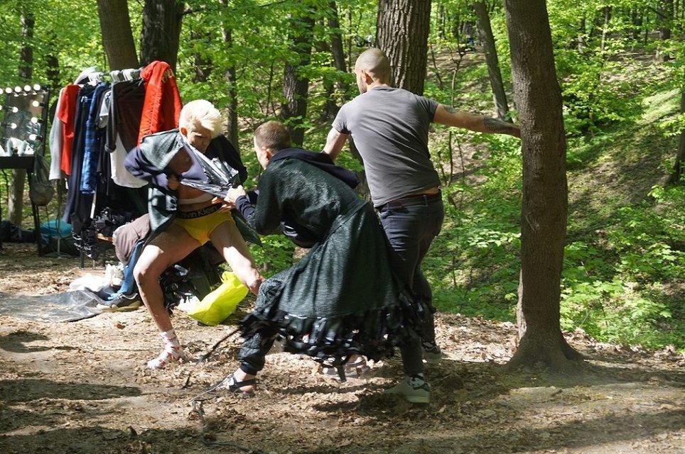 Участника Топ-модели по-украински прямо с испытания увезла скорая помощь - фото 152965