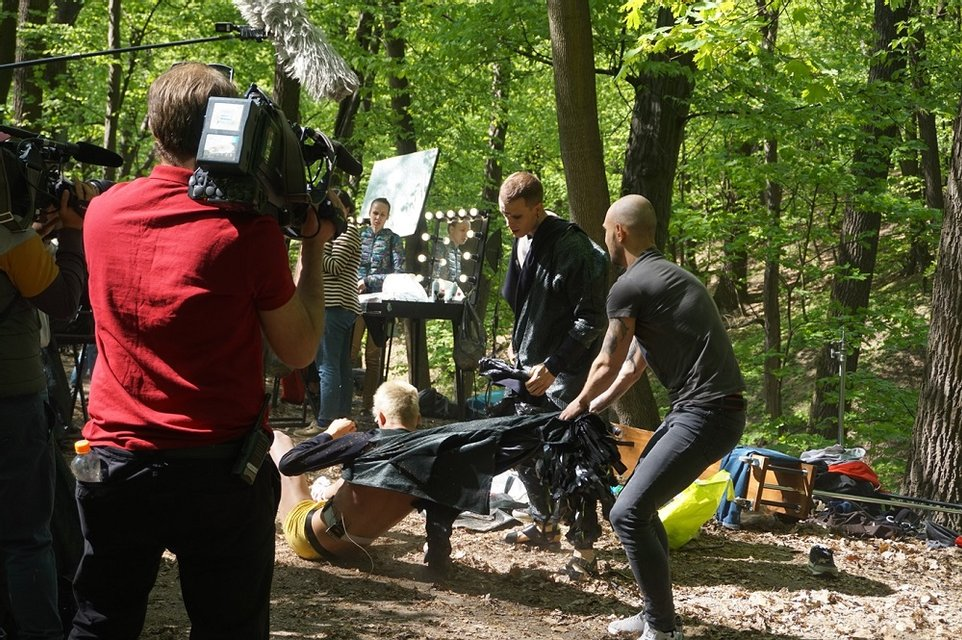 Участника Топ-модели по-украински прямо с испытания увезла скорая помощь - фото 152966