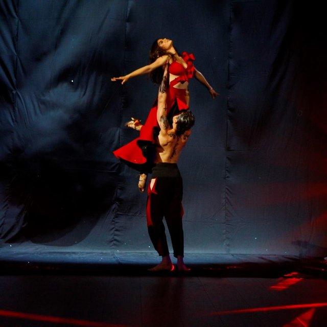 Танці з зірками 2018 8 выпуск: Michelle Andrade и Женя Кот - фото 153229