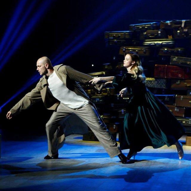 Танці з зірками 2018 8 выпуск: Павел Вишняков и  - фото 153233