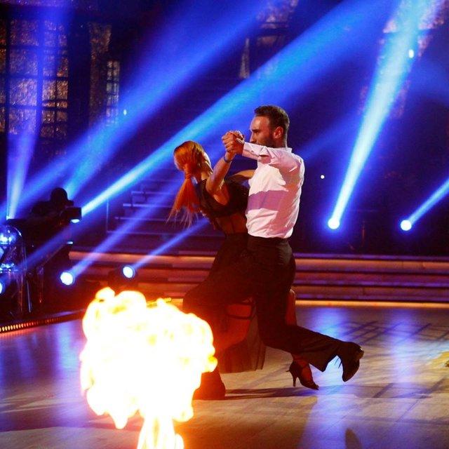 Танці з зірками 2018 8 выпуск: Иракли Макацария и Яна Заец - фото 153234