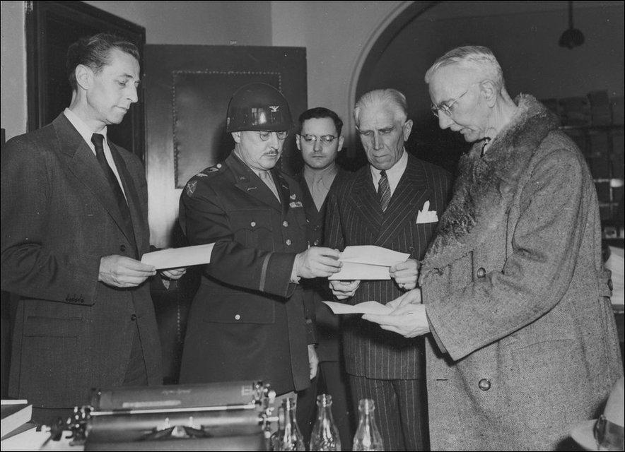 Всіх не перевішати: Чому в СРСР не говорили правду про Нюрнберзький процес - фото 153437