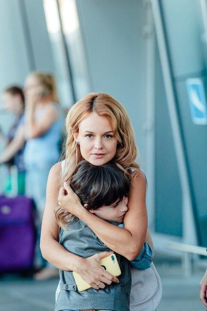 Актриса сериала «Две матери» после съемок изменила отношение к собственной дочери - фото 153461