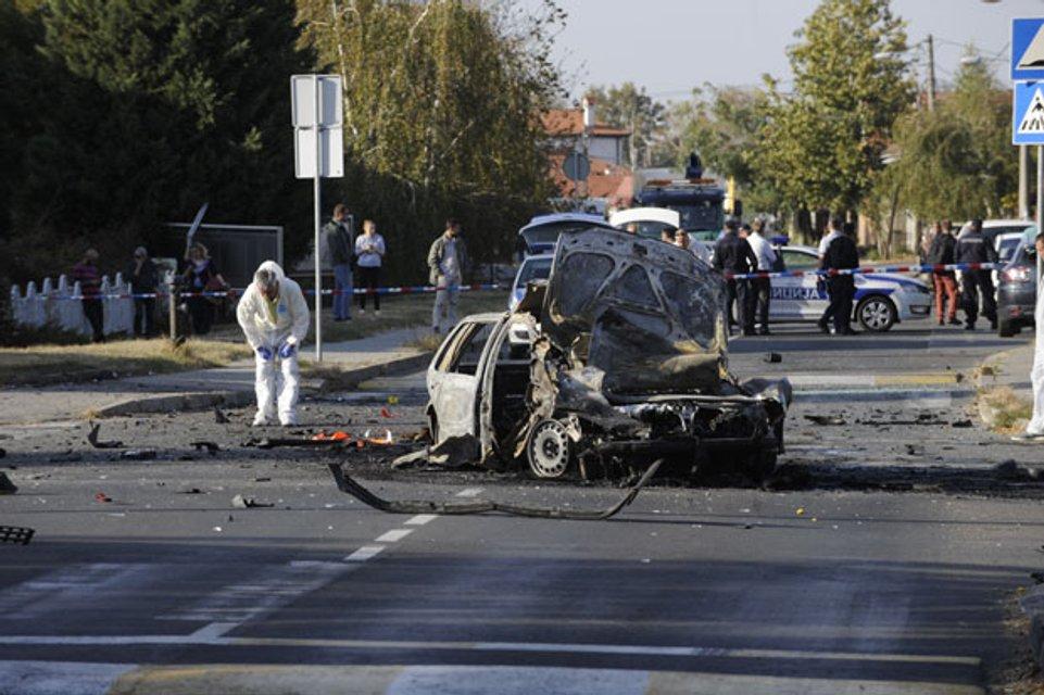 Взрыв произошел около 13:30 по местному времени - фото 153586