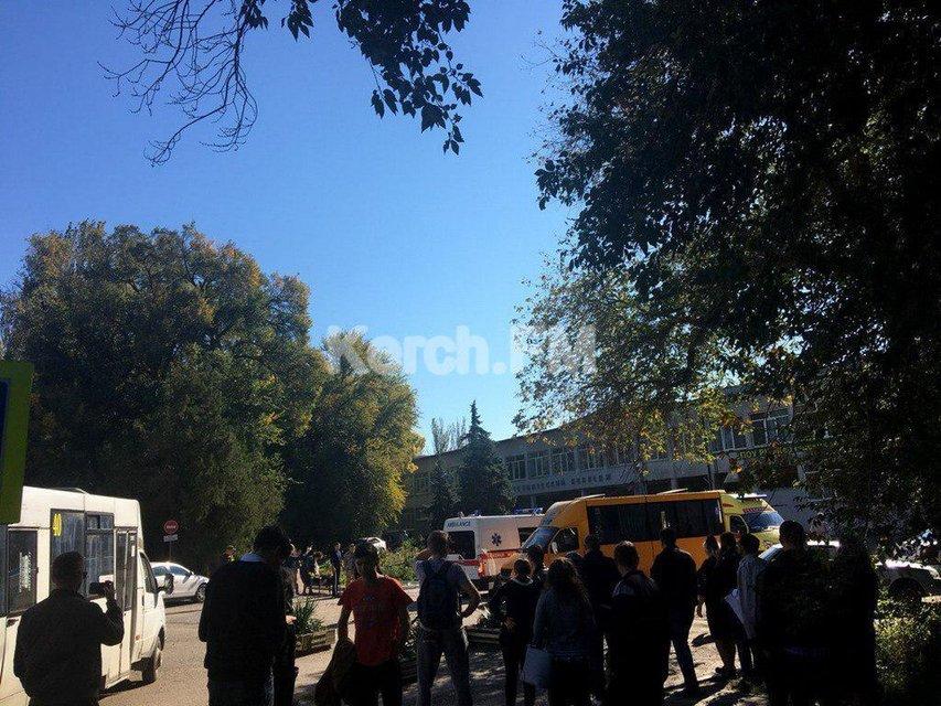 На место происшествия прибыли пять бригад 'скорой помощи' - фото 153615