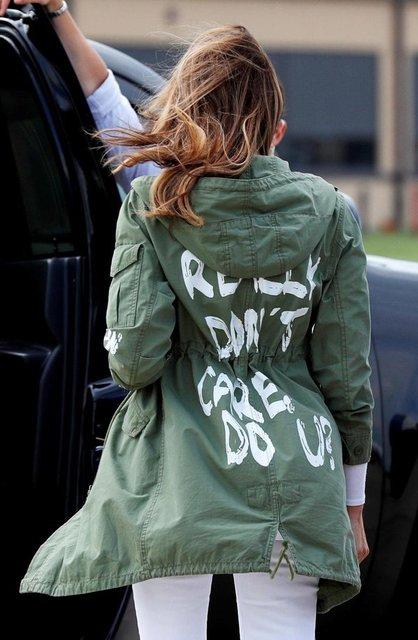 Мелания Трамп ответила на критику со стороны общественности - фото 153670