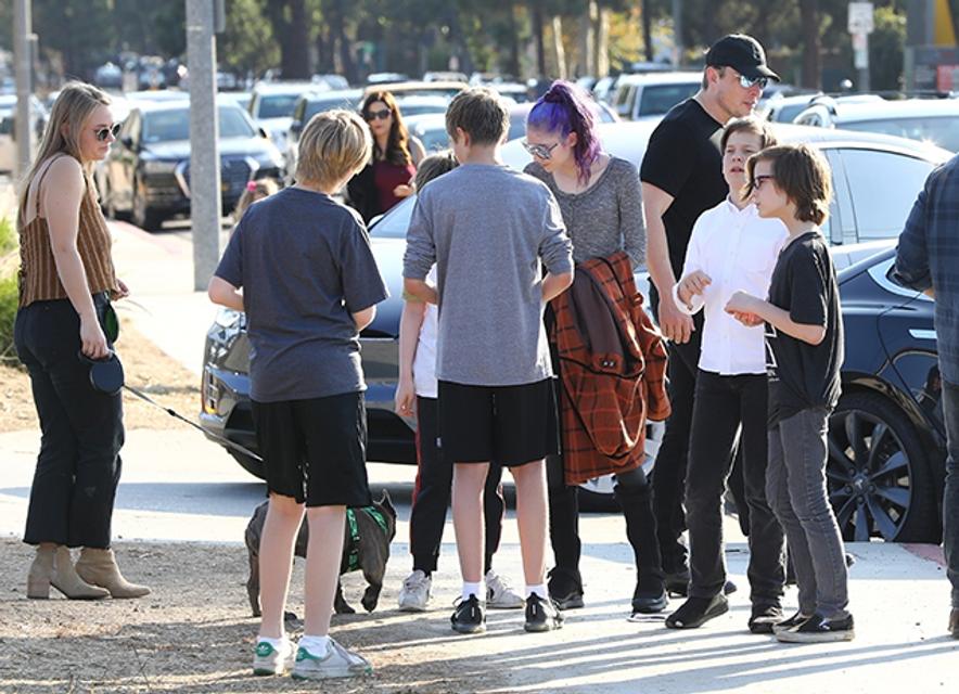 Все серьезно: Илон Маск познакомил возлюбленную с детьми - фото 153705