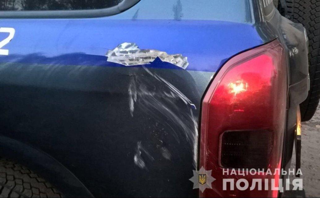 В Ровенской области 200 янтарокопателей напали на полицейских (ФОТО) - фото 153893