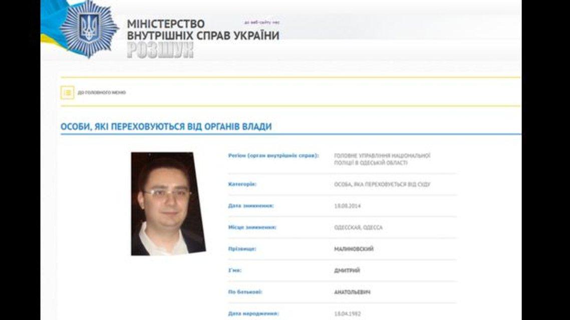 Бургундский арестант: Почему Малиновского не стоит экстрадировать в Украину - фото 153906