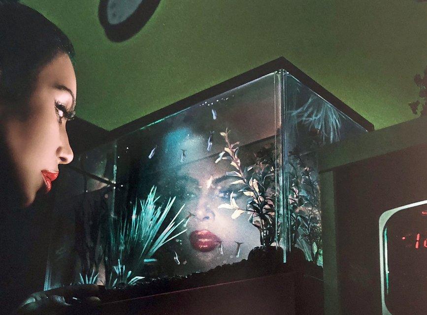 Ким Кардашьян разделась для обложки модного глянца и рассказала о сексе и сексуальности - фото 154518