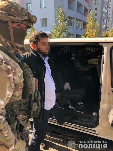 Ограбление с убийством: налетчиками на ювелирный магазин в Киеве оказались россияне - фото 154532