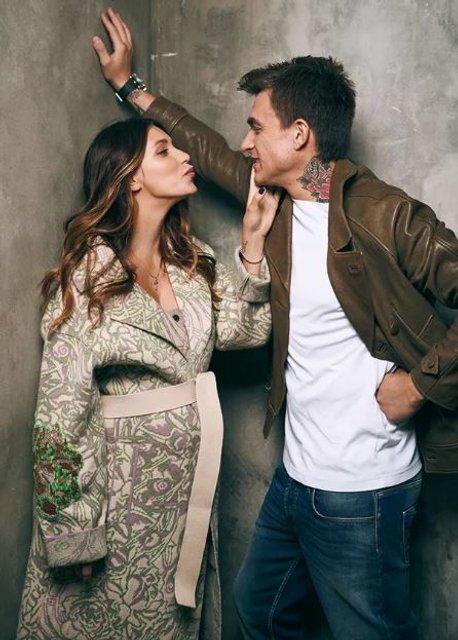 Беременная Регина Тодоренко снялась в фотосессии вместе с женихом - фото 154546
