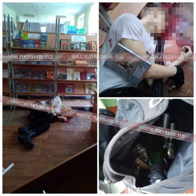 Во всем виноват Интернет: Рэпера Oxxxymiron назвали виновником теракта в Керчи - фото 154707