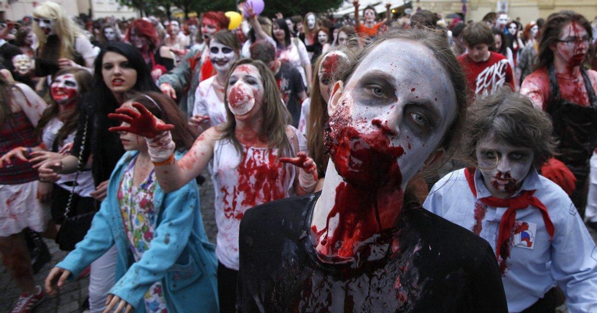 Как отметить Хэллоуин 2018 - куда пойти в Киеве - фото 154712