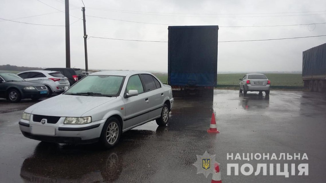На границе с РФ в Харьковской области мужчина захватил заложника и угрожал взорвать авто - фото 154902