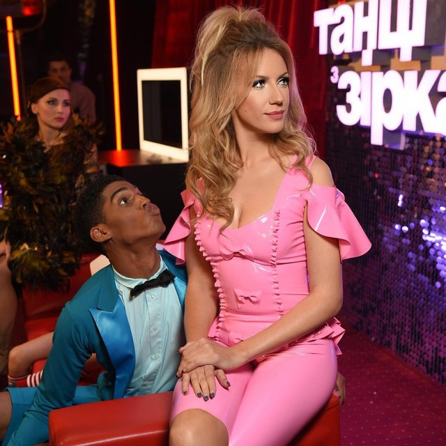 Танці з зірками: Леся Никитюк призналась об отношениях с партнером - фото 154913