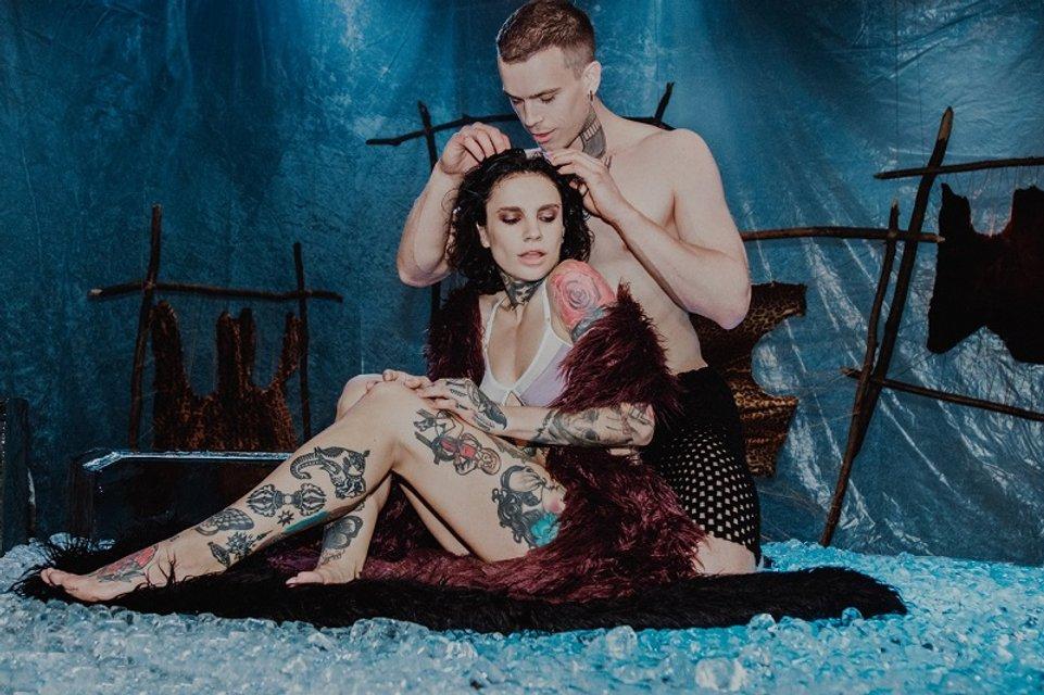 Участники проекта Топ-модель по-украински Дима и Яся прокомментировали свои отношения - фото 154926