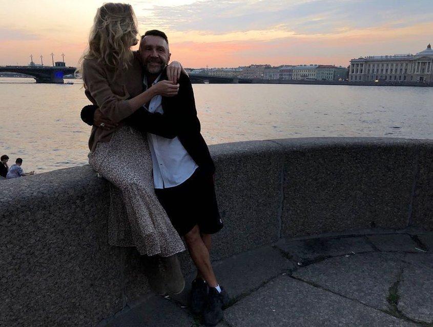 Сергей Шнуров подтвердил слухи о женитьбе - фото 154933
