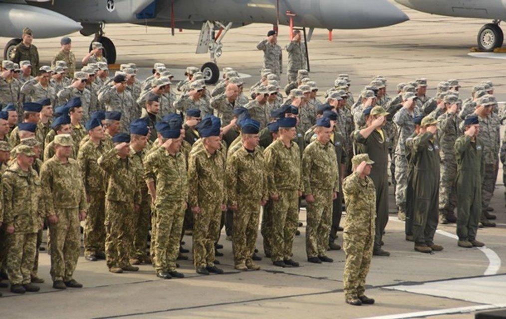 Централизация и стандарты НАТО: в Воздушных силах Украины провели невиданный эксперимент - фото 155129