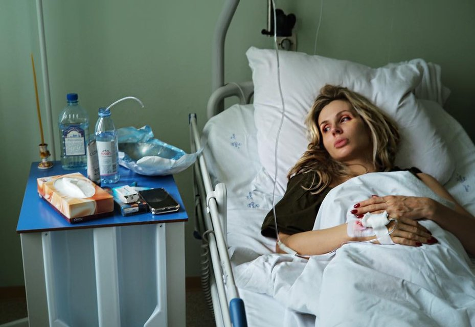Лобода после операции обратилась к фанатам - фото 155181