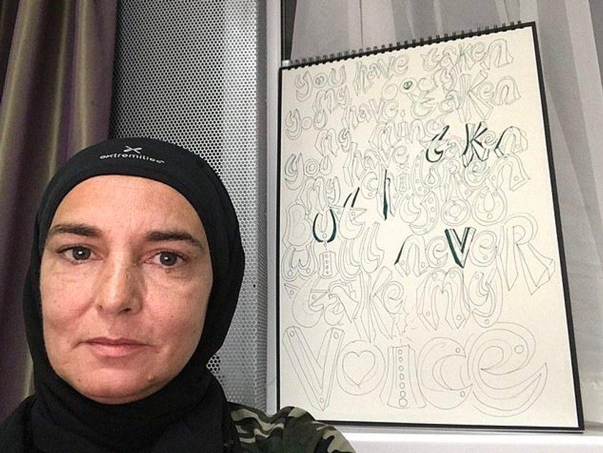 Скандальная певица приняла ислам и назвала себя 'мученицей' - фото 155413