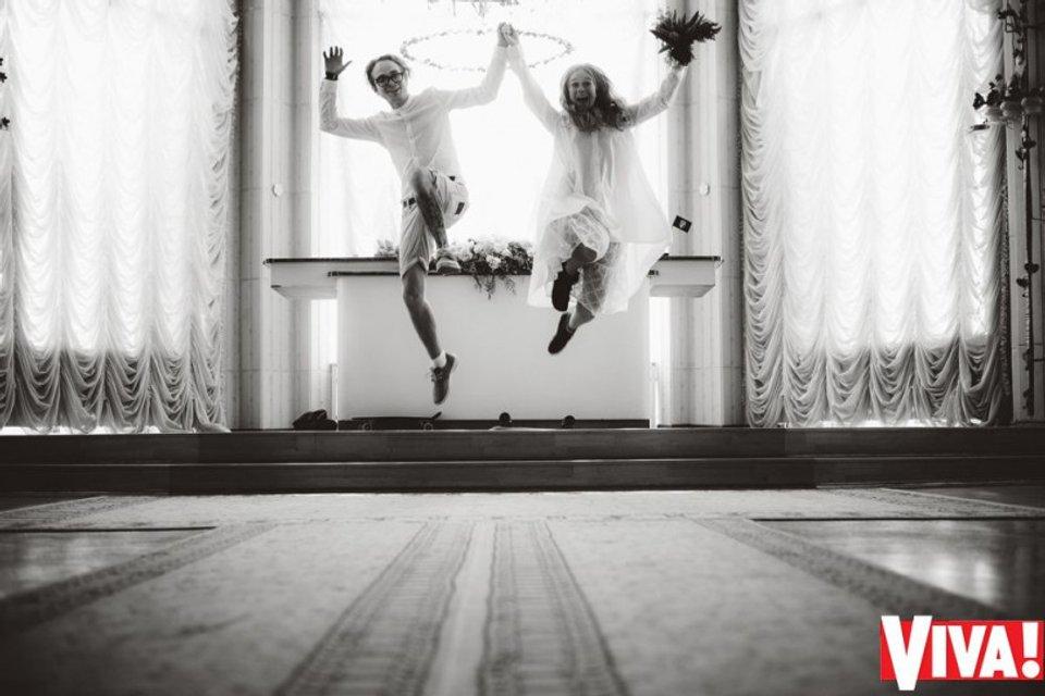 Участник 'Фабрики звезд' Вова Борисенко женился - фото 155567