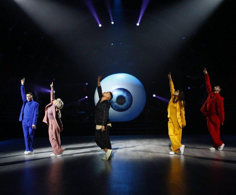 Танці з зірками 2018 10 выпуск онлайн: вечер обмена партнерами, Яма станцевал с Никитюк - фото 155756