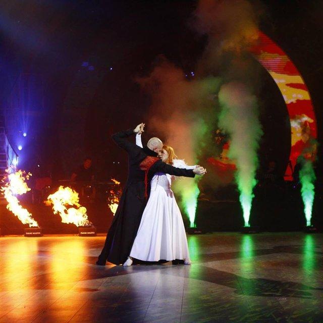Танці з зірками 2018 10 выпуск онлайн: вечер обмена партнерами, Яма станцевал с Никитюк - фото 155761