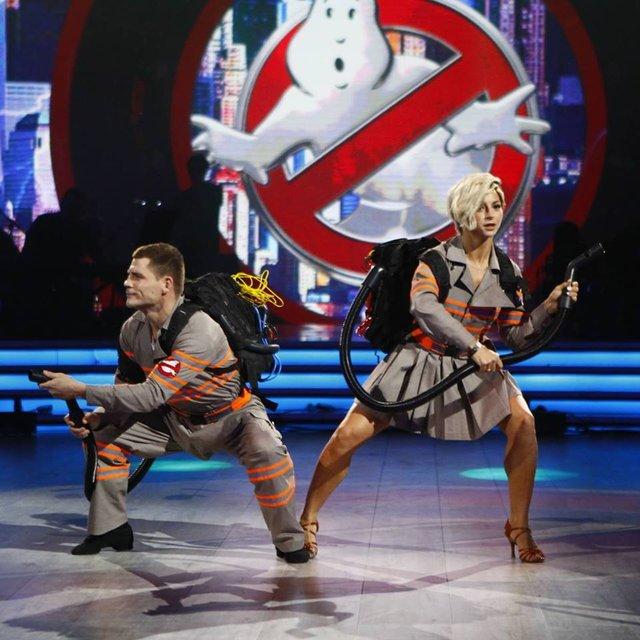 Танці з зірками 2018 10 выпуск онлайн: вечер обмена партнерами, Яма станцевал с Никитюк - фото 155763