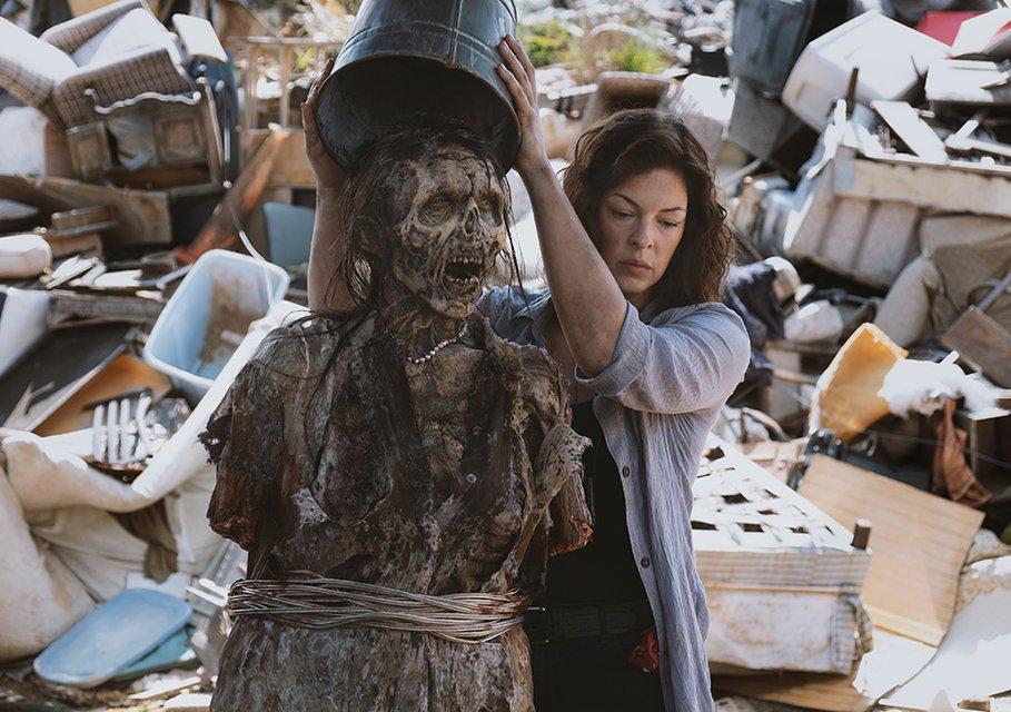 Ходячие мертвецы 9 сезон 4 серия: конец Рика Граймса - фото 155810