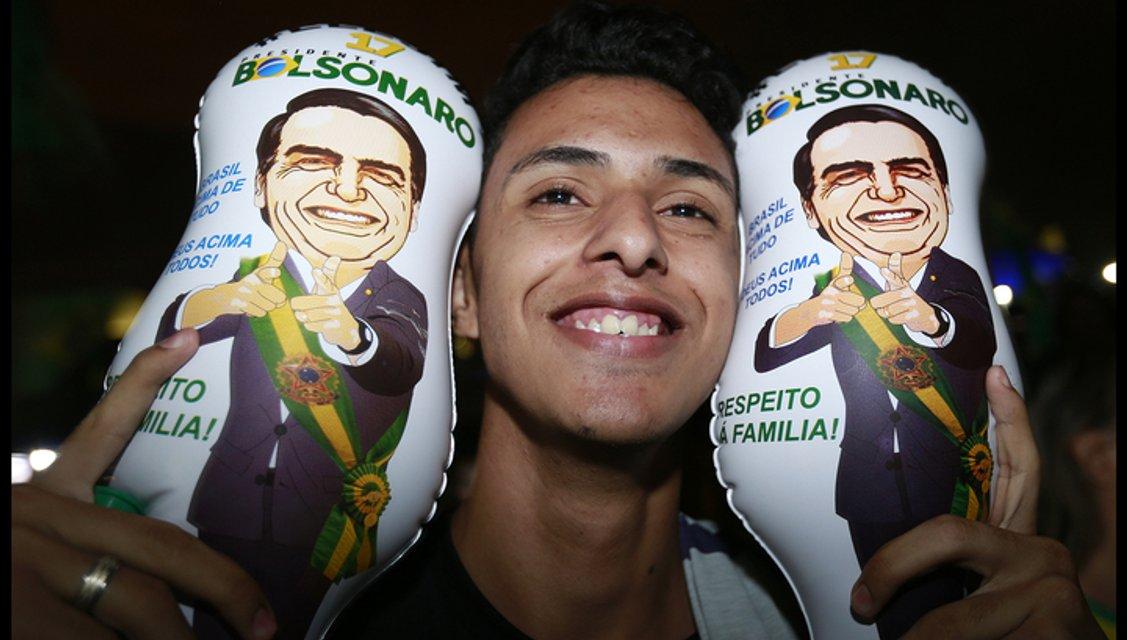 Трамп в квадрате: Женоненавистник и расист стал президентом Бразилии - фото 155816