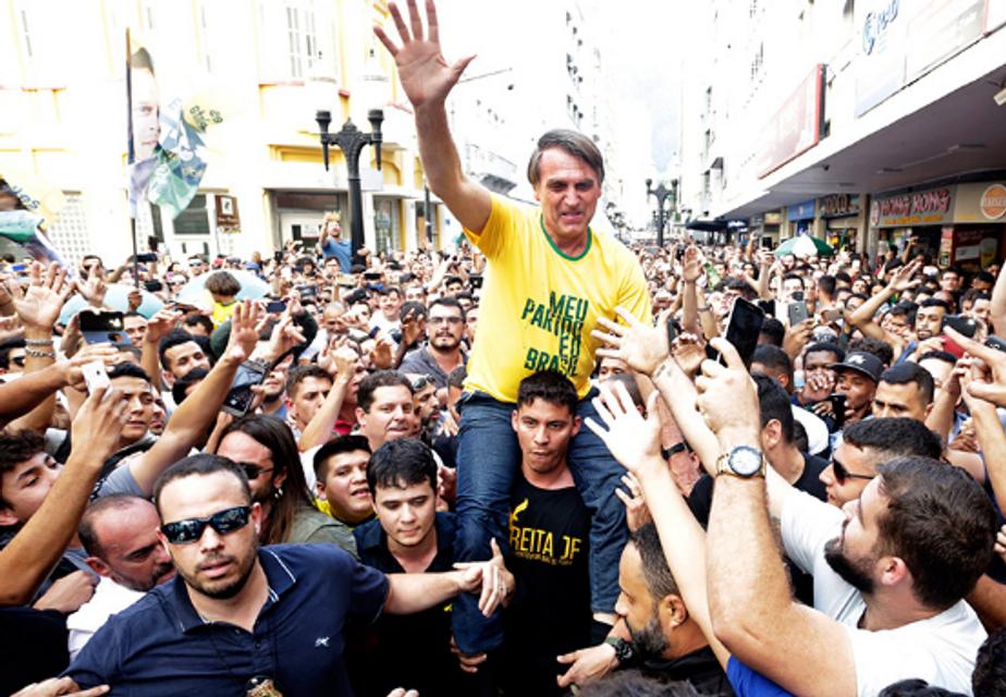 Трамп в квадрате: Женоненавистник и расист стал президентом Бразилии - фото 155818
