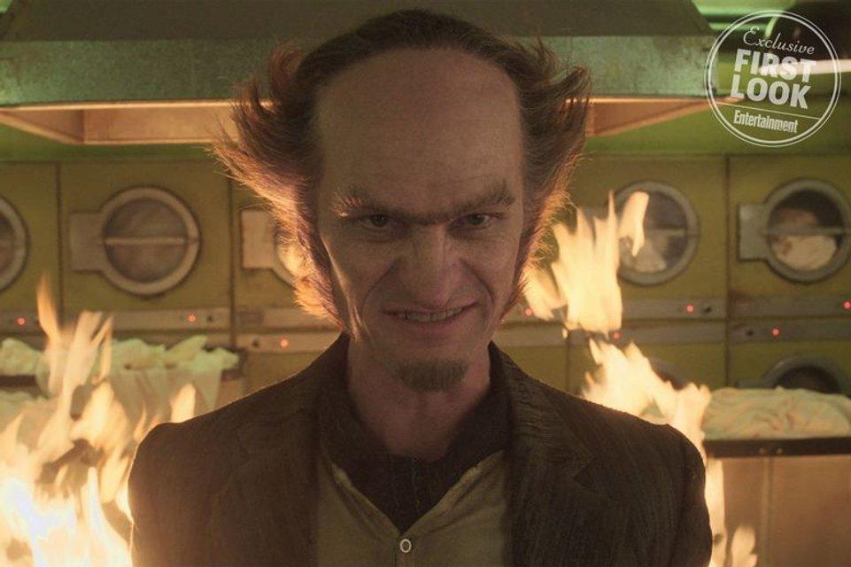 Лемони Сникет: 33 несчастья - яркие кадры со съемок нового сезона сериала - фото 155969