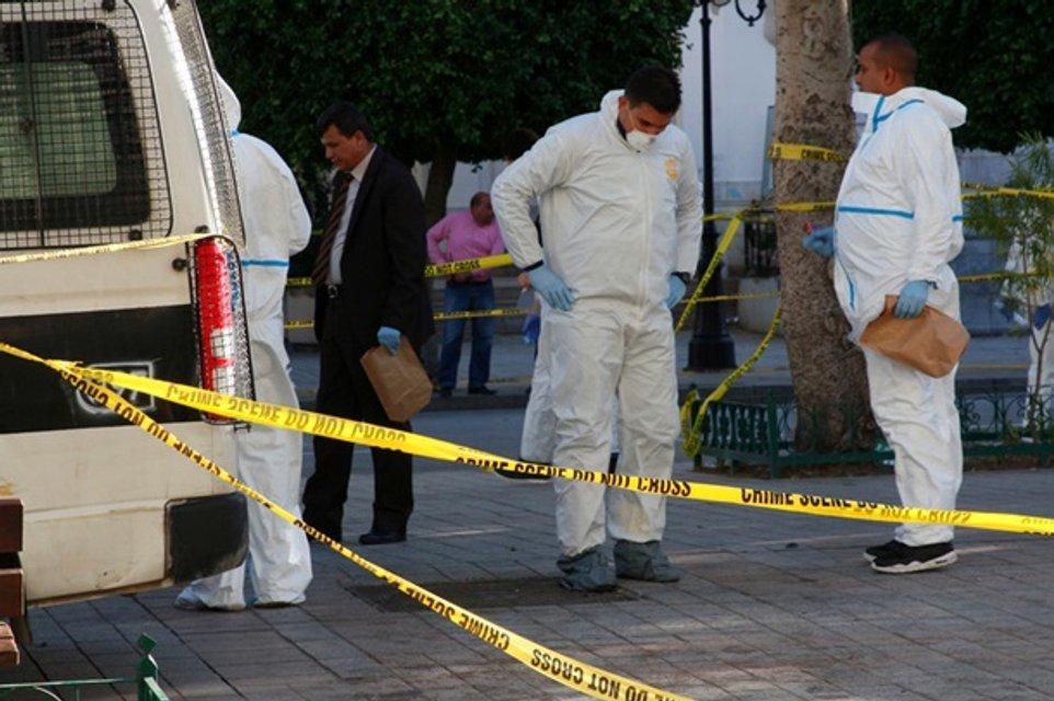 Взрыв прогремел на центральной улице - фото 156073