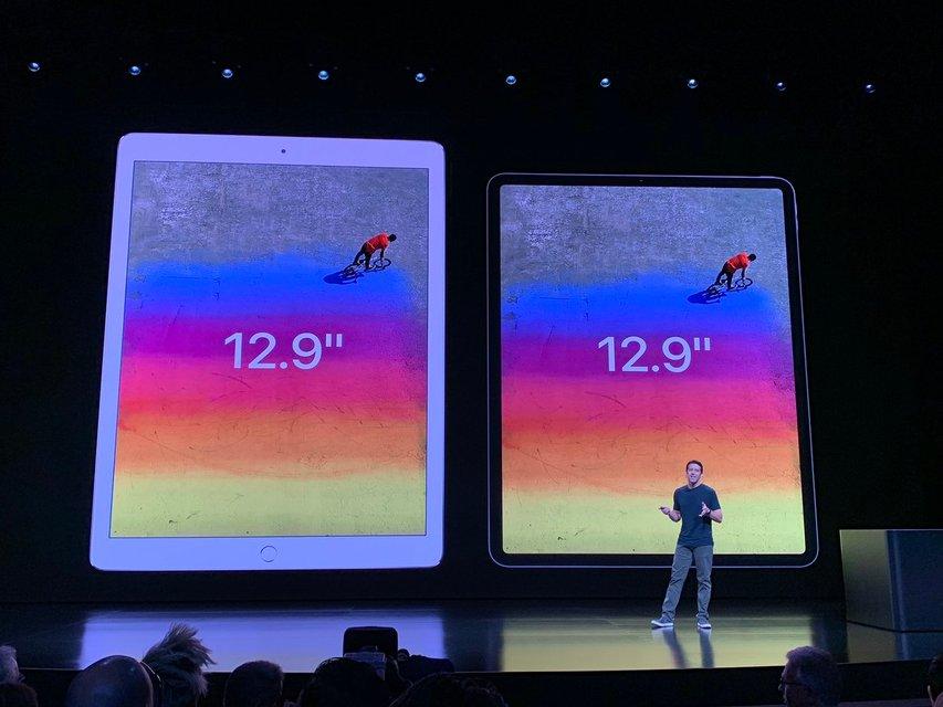Apple презентовала новый MacBook Air и восьмиядерный планшет - фото 156171