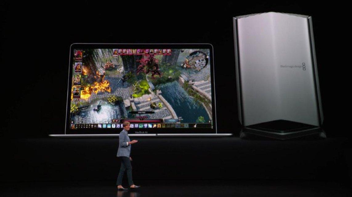 Apple презентовала новый MacBook Air и восьмиядерный планшет - фото 156177