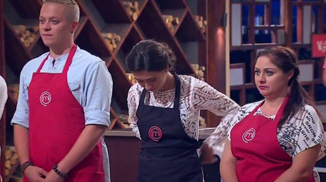 МастерШеф 8 сезон 19 выпуск онлайн: скандальный кулинарный 'Крот' и 'Монополия' в 8 сезоне - фото 156253