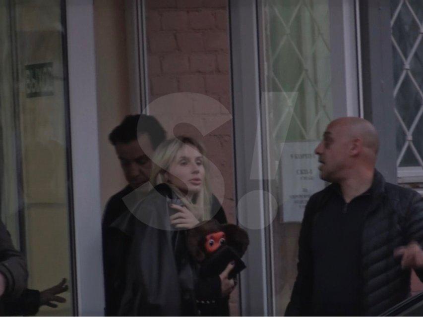 Лидер группы Rammstein лично забрал Светлану Лободу из больницы - фото 156257