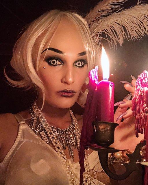 Лучшие костюмы знаменитостей на Хэллоуин 2018 (Фото) - фото 156353