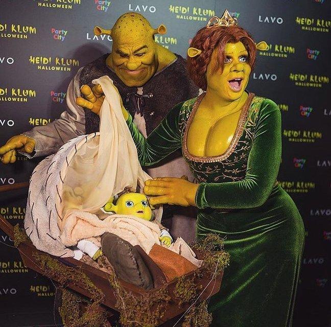 Лучшие костюмы знаменитостей на Хэллоуин 2018 (Фото) - фото 156577