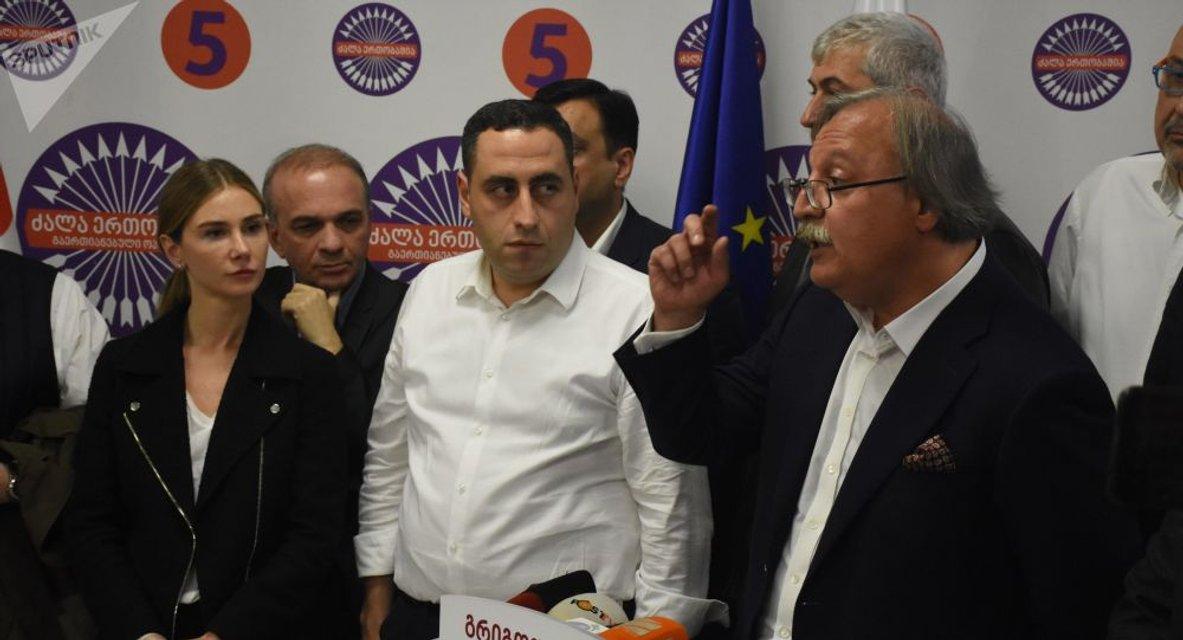 Саакашвили снова в деле: Выборы в Грузии как череда совпадений - фото 156606