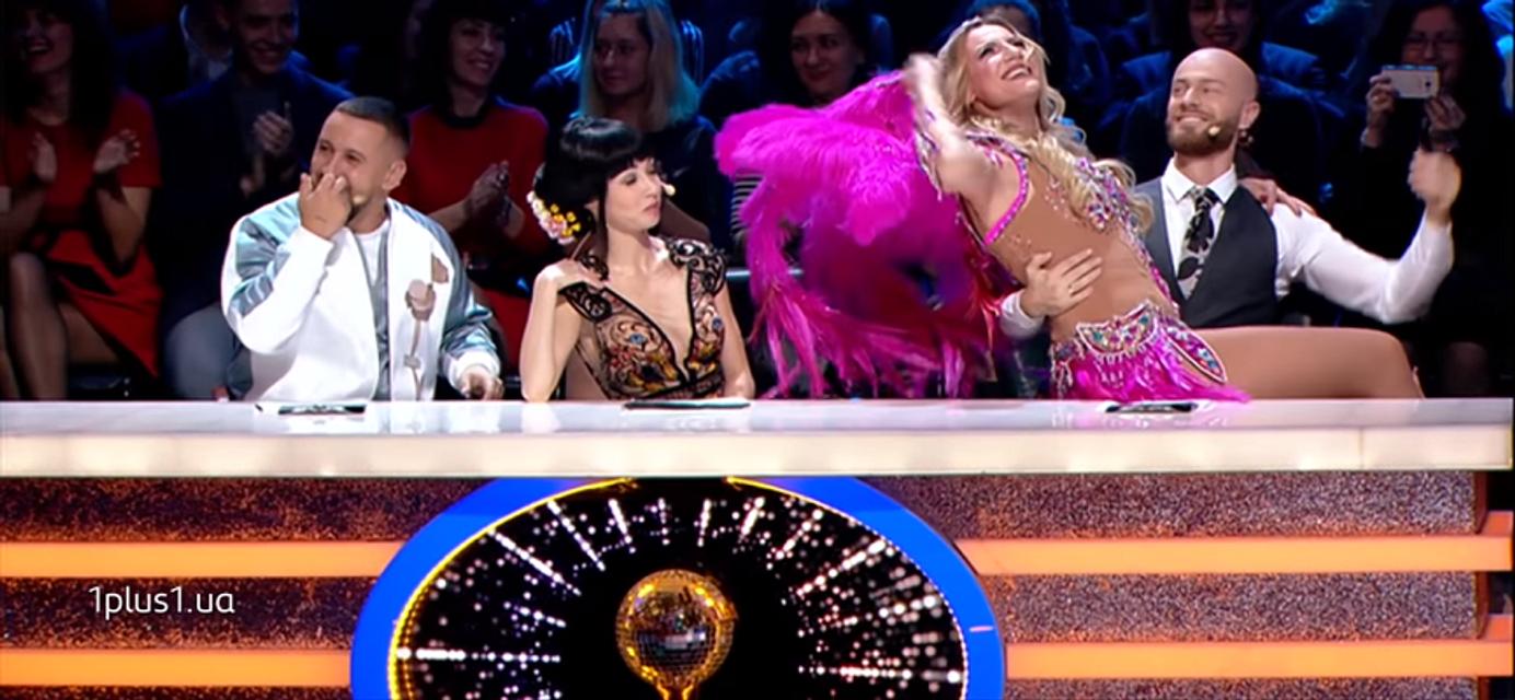 Невгамовні сідниці: Леся Никитюк впечатлила судей шоу Танці  з зірками - фото 157297